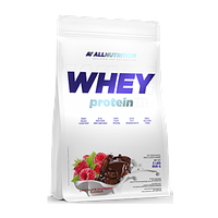 Протеин All Nutrition Whey Protein 900 г Шоколад Малина Chocolate Raspberry