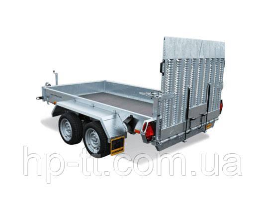 Прицеп для перевозки спецтехники Humbaur Senko 253016