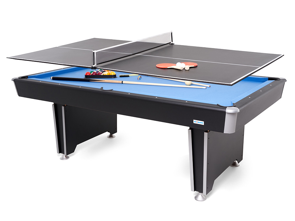 Бильярдный стол Феникс 7 футов с теннисной крышкой c выставки