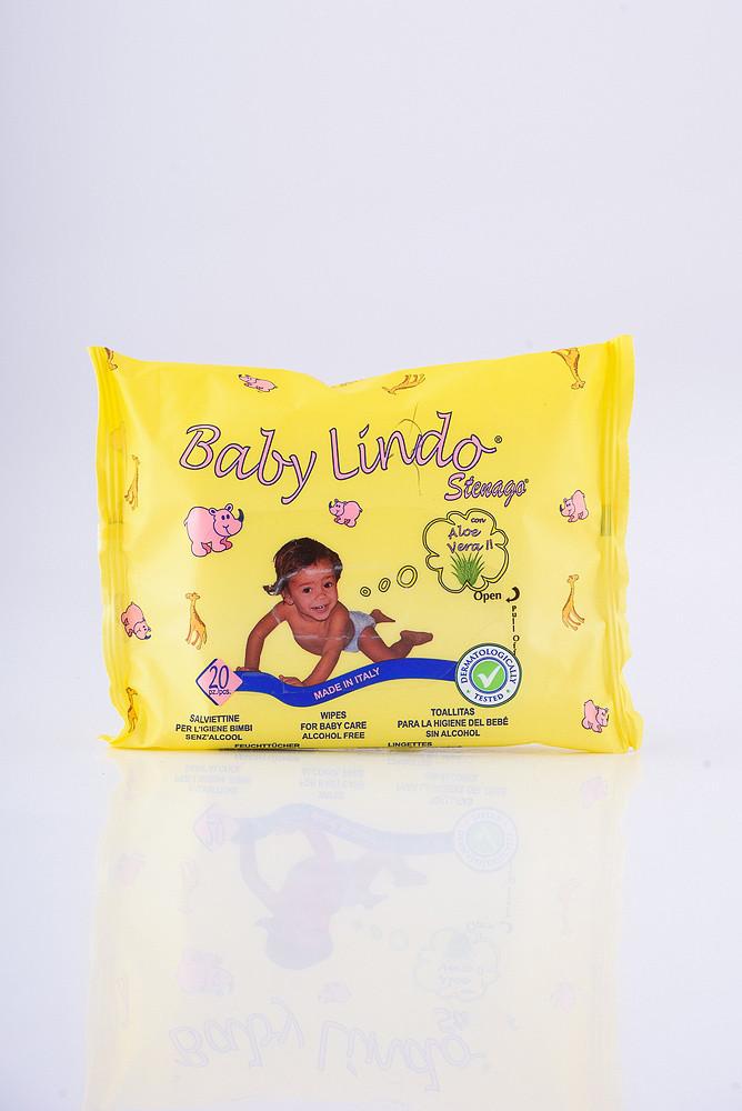 Дитячі вологі серветки BABY FRESH очищають шкіру, зволожуючи, запобігаючи попрілості і бактерицидні інфекції.