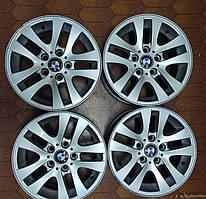 4шт. Диски литые 7Jx16H2 ET34 5x120 DIA 72.6 BMW