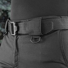 M-tac мужские шорты черные aggressor lite, фото 3