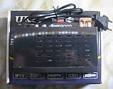 Цифрова Т2 приставка з підтримкою Wi-Fi адаптера UKC T2-0968, фото 2