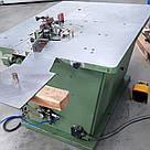 Кромкооблицовочный станок б/у Fravol A16/NV универсальный с торцовочным обрезным узлом, фото 3