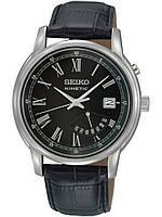Часы Seiko Kinetic SRN035P1 механика кварц., фото 1