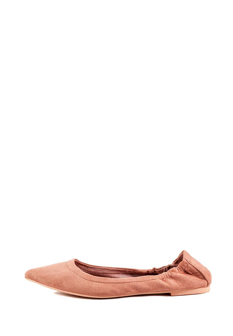 Балетки жіночі Prima d'arte HR-6Y7189-36 рожеві (41)