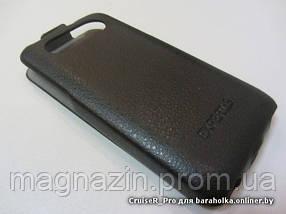Купить чехол книжку для HTC HD7 (цвет черный). Купить чехол для ШТС, фото 2