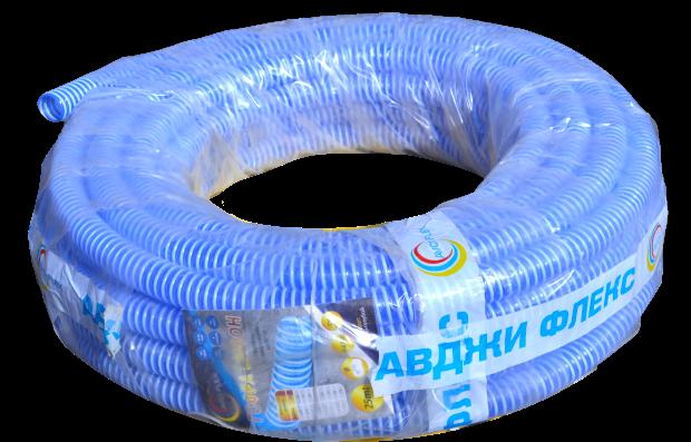 Шланг гофра сифонний Avci Flex 63 мм бухта 25м