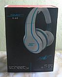 Дротові навушники повнорозмірні SMS S-62 (чорні), фото 6