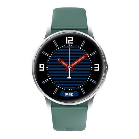 Смарт-годинник Xiaomi Imilab Smart Watch Imi KW66 Green/Silver
