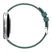 Смарт-годинник Xiaomi Imilab Smart Watch Imi KW66 Green/Silver, фото 3