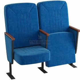 Кресло театральное для залов заседаний и конференц-залов МИЛАНА