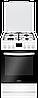 Газова плита KERNAU KFC 5008 GE W