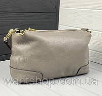 Жіноча шкіряна сумка. Сумочка жіноча з натуральної шкіри, сумка для дівчат на кожен день, фото 5