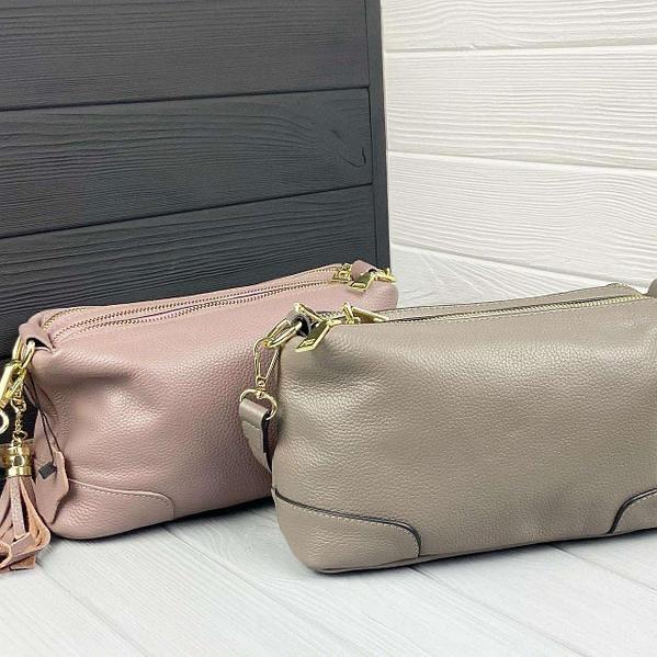 Жіноча шкіряна сумка. Сумочка жіноча з натуральної шкіри, сумка для дівчат на кожен день