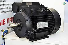 Электродвигатель однофазный АИ1 Е80 С2  (2,2 кВТ. 3000 об\мин)