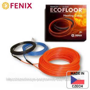 Нагрівальний кабель Fenix (Чехія) двожильні ADSV 18 Вт/м Площа укладання 0,9-1,2 кв. м (160 Вт)