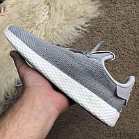 Кроссовки Adidas Pw Tennis HU Gray/White