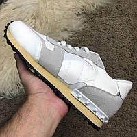 Кроссовки Valentino Rockrunner White
