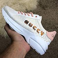 Кроссовки Gucci Rhyton Golden Stars White/Beige