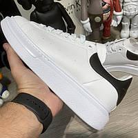 Кроссовки Alexandr McQueen Oversized White/Black