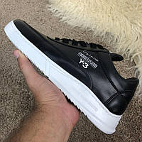 Кроссовки Adidas Y-3 Bashyo Sneakers Black/White