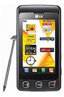 Замена тачскрина (сенсорного экрана, сенсора) LG KP500