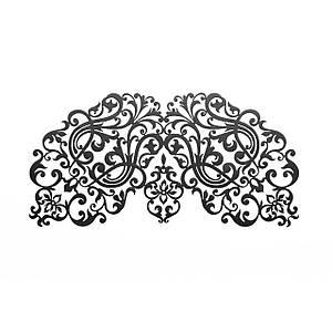Маска на обличчя Bijoux Indiscrets - Даліла Mask, вінілова, клейове кріплення, без зав'язок