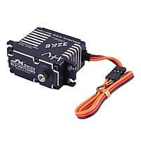 JX BLS-HV7132MG 32KG 180 градусов HV High Steel Gear Digital Бесколлекторный Сервопривод Для RC Robot Авто