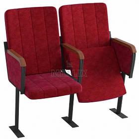 Кресла театральные в актовый зал ЛИГА. Кресла для залов