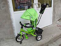 Велосипед Lex 007 зеленый