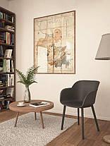 Кресло Tilia Shell-P черное, фото 3