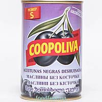 Маслины б/к ТМ Coopoliva  370 грамм