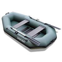 Надувная гребная лодка с привальным брусом SPORT-BOAT Laguna L 220 LS