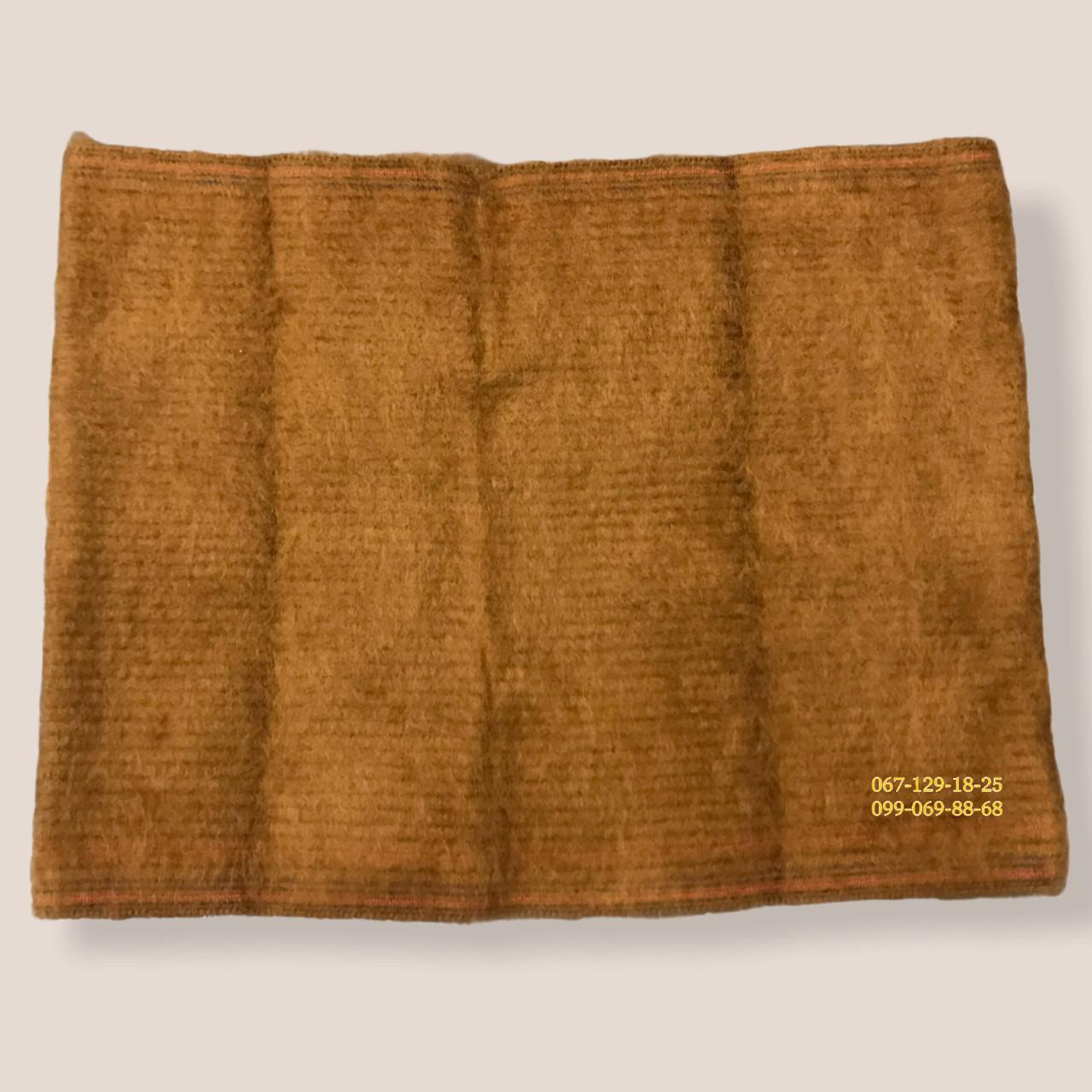 Эластичный пояс-корсет Верблюжья шерсть Nebat оригинал Толстый