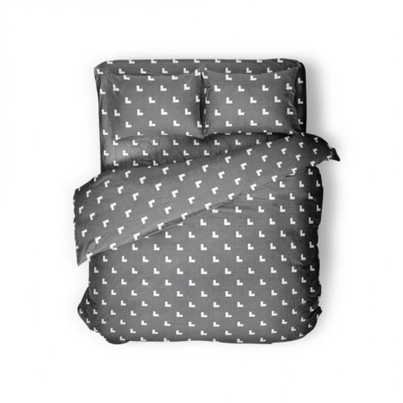 Комплект постельного белья Hearts SoundSleep двуспальный