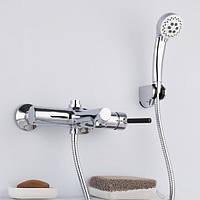 Смеситель для ванны Frap H44 F3244 латунный