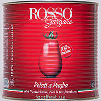 Томати очищені ТМ Rosso Gargano 2550г
