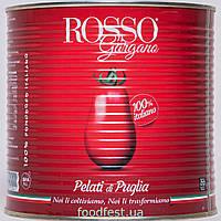 Томаты очищенные ТМ Rosso Gargano 2550г
