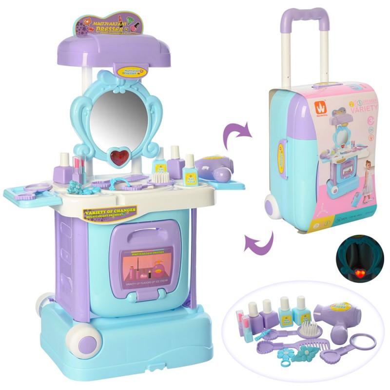 Детское трюмо-чемодан