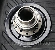 3115T063, 3115T062 Передній шків для двигуна Perkins 1006