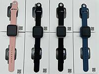 Умные Смарт часы Smart Watch T99S, два браслета, наручные для спорта с пульсометром и шагомером