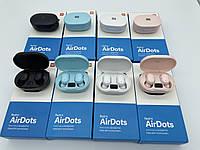 Беспроводные наушники Redmi AirDots Pro, Bluetooth гарнитура Xiaomi Mi, Вакуумные наушники для спорта