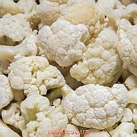 Цвітна капуста заморожена, фасування від 2,5 кг