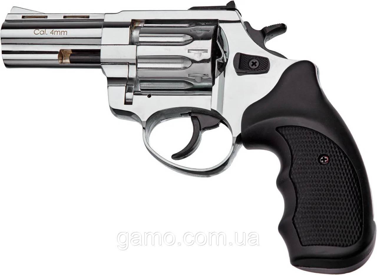"""Револьвер флобера Ekol Viper 3"""" никель Nickel"""