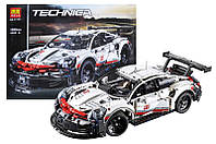 "Конструктор ""TECHNIC"" ""Porsche 911 RSR"" 1580 дет. 11171 (аналог Lego 42096)"