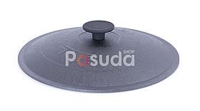 Кришка чавунна Біол Діаметр 220 мм