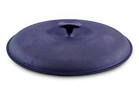 Кришка чавунна Сітон, не емальована. Діаметр 400 мм.