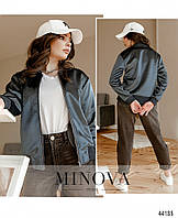 Элегантная короткая куртка, женская куртка норма, демисезонная куртка из бархата
