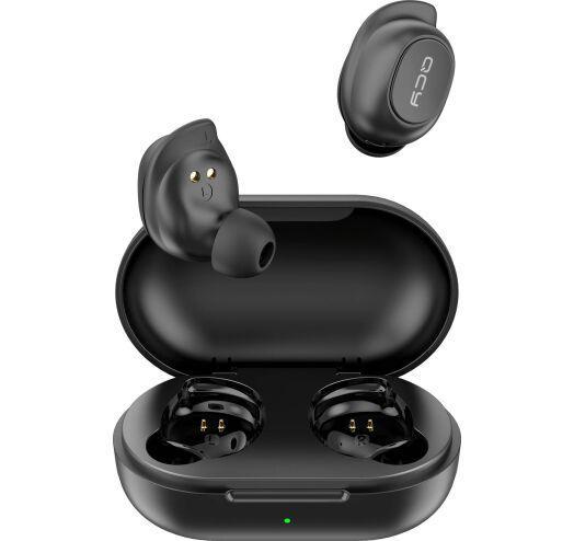 Бездротові навушники QCY T9 TWS Earphone Black